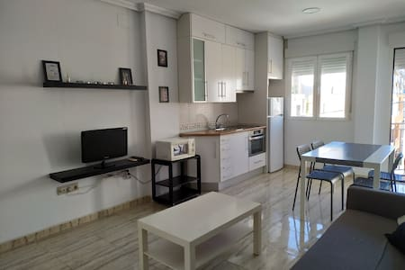 Apartamento y cochera en Daimuz vistas al mar