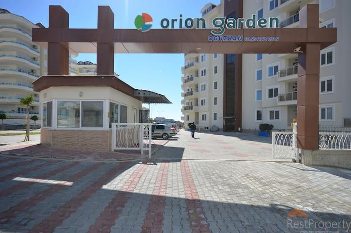ORION GARDEN Aвсаллар, Aлания, Турция - Antalya - Apartment