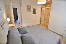 2nd Double Bedroom with stylish Wardrobe and en-suite Bathroom