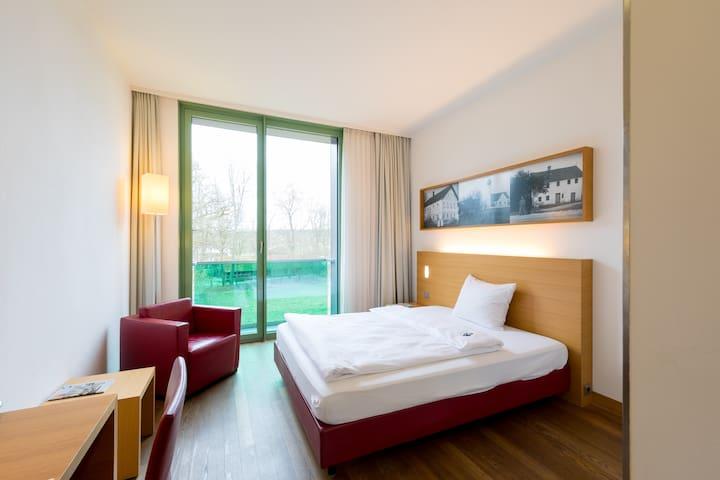 Schlossparkhotel - Standard Einzelzimmer