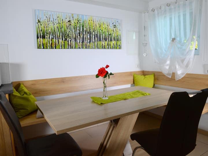 Ferienhof Waggershauser, (Friedrichshafen), Ferienwohnung 1: 2,5 Zimmer, 41 qm