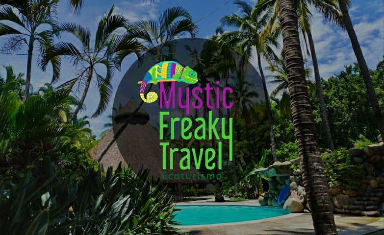 Fortaleza Mundial Mystic Freaky Travel Puerto V.
