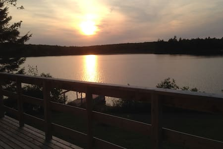 The Lily Pad 2 Bedroom on Lily Lake - Mount Uniacke