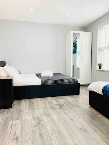 Modern Luxurious 1 bedroom Flat in Central London
