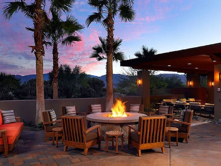 Westin luxury villa for Coachella October 2020