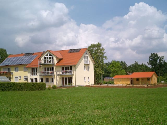 Landhaus Ampfrachtal 5556.1 - Schnelldorf - Apartament