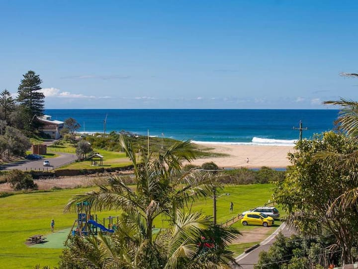 Stanwell Park beach apartment