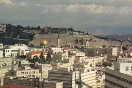 1705 BREEZE Jerusalem Centre-VIEW - Jérusalem