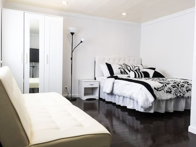 Modern 2 Bedroom Private Apartment - Brooklyn - Appartement