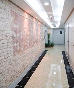 It locates at the right in the middle of Apgujeong Rodeo Street, which is the most exciting and happening area in Gangnam, Seoul. The listing details below explain what you'll find in this space. Please contact me directly if you have any questions!