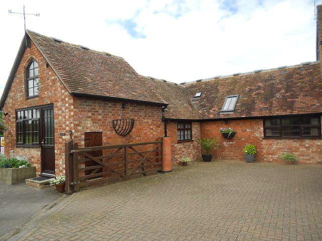 The Cart Barn, Napton Fields Holiday Cottages - Warwickshire - Chatka w górach