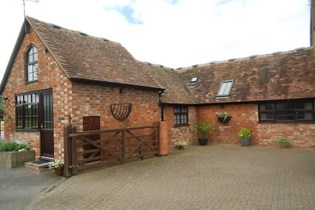 The Cart Barn, Napton Fields Holiday Cottages - Warwickshire - Chalet