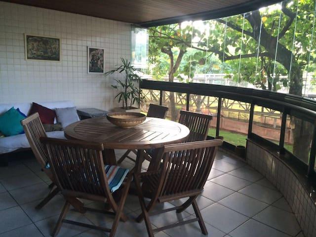Bel appartment a Barra da Tijuca