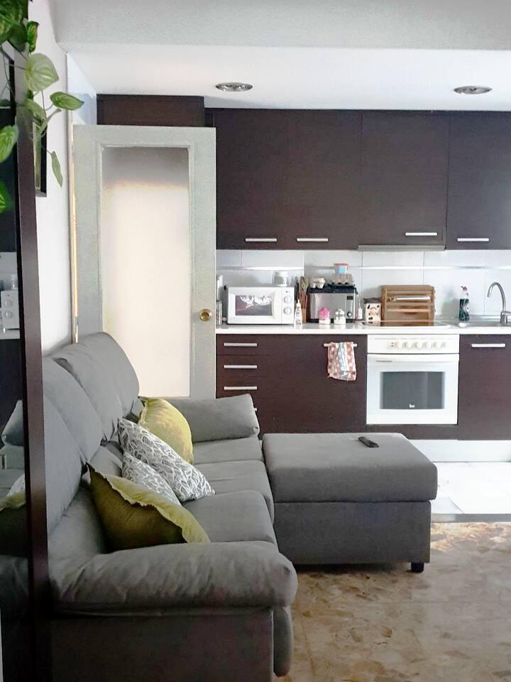 Habitación privada en el centro de Soria