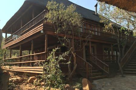 Ukhozi View - Mabalingwe Nature Reserve - Bela-Bela (Warmbaths) - House