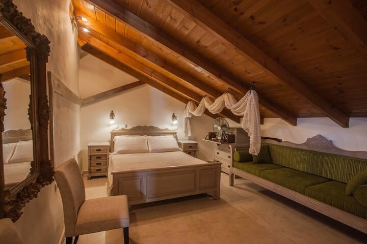 Superior Junior Suite with sauna