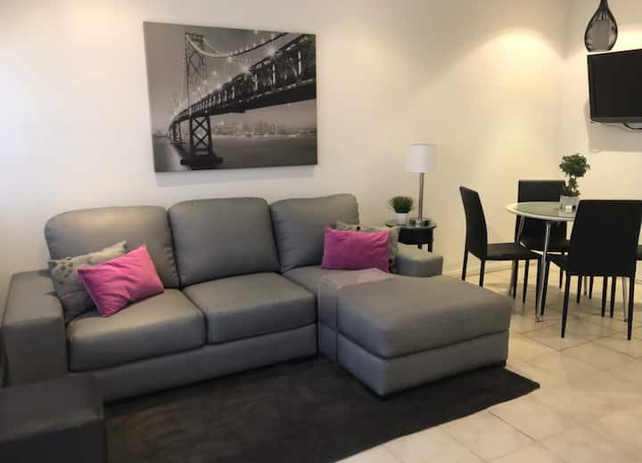 Bonito y cómodo departamento excelente ubicación