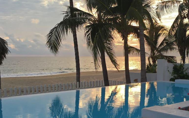 Casa Rincón del Mar, Pie de la Cuesta - Acapulco - Hus