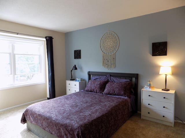 Master Bedroom with Private Bathroom. Eden Prairie