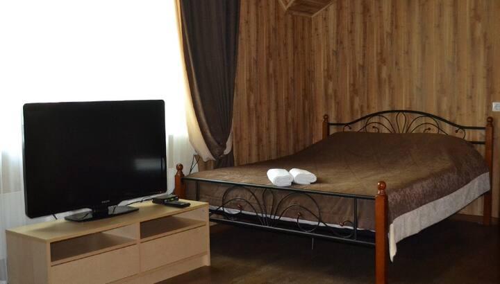 Комфорт с двухспальной кроватью