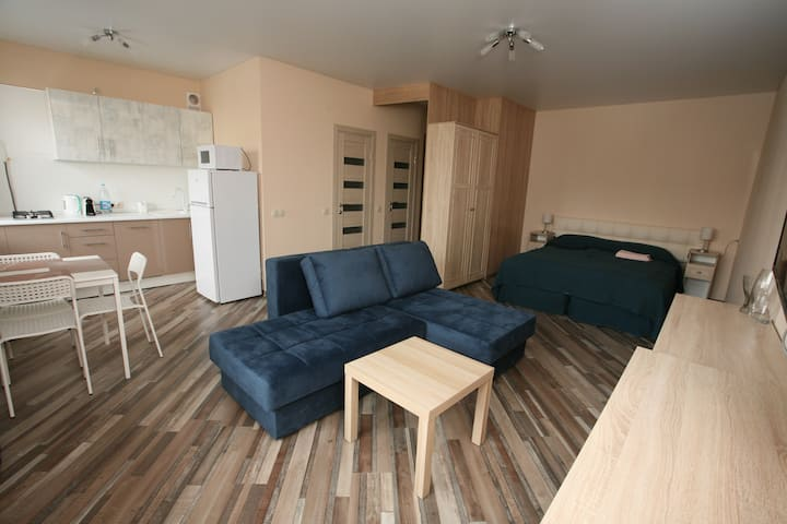 New apartment for family or friends at Arbat Area