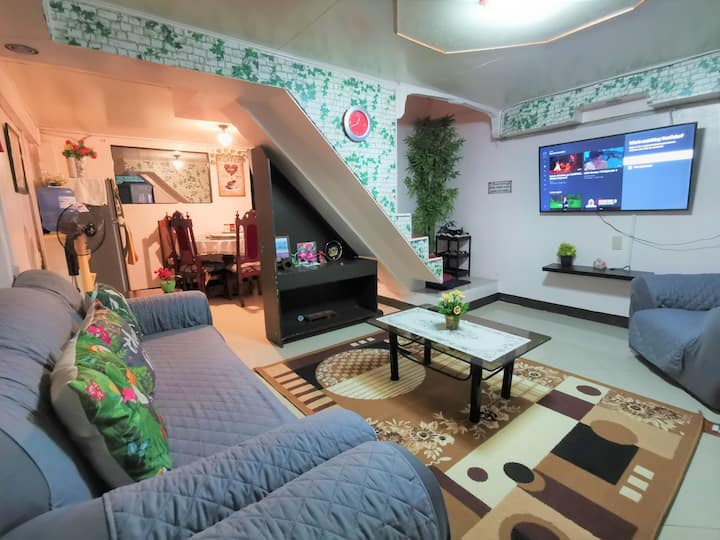 Spacious Whole 3-Bedroom Apartment, Olongapo City❤