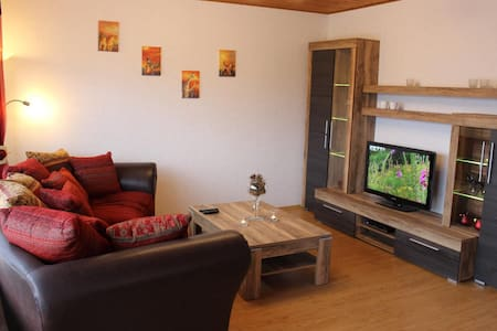 """Ferien- und Monteur-Wohnung """"Panoramablick"""""""