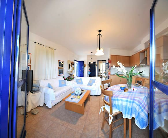 Platys Gyalos Beach Appartment - Platis Gialos - Apartamento