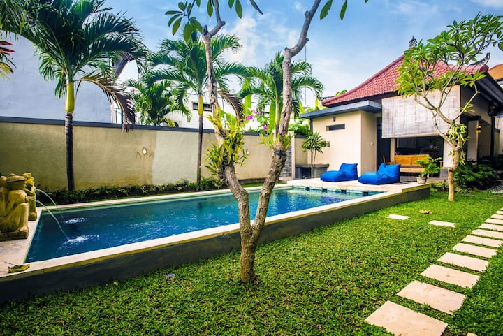 R88 Homestay Canggu: near beach + the big pool (3)