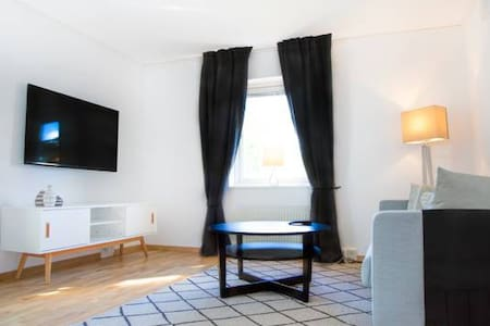 Mysigt lägenhetshotell i Växjö - Växjö - 公寓