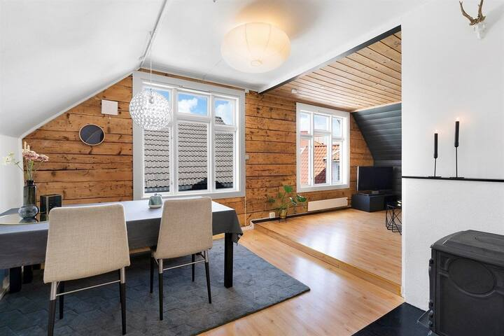 Urban apartment • In the heart of Stavanger