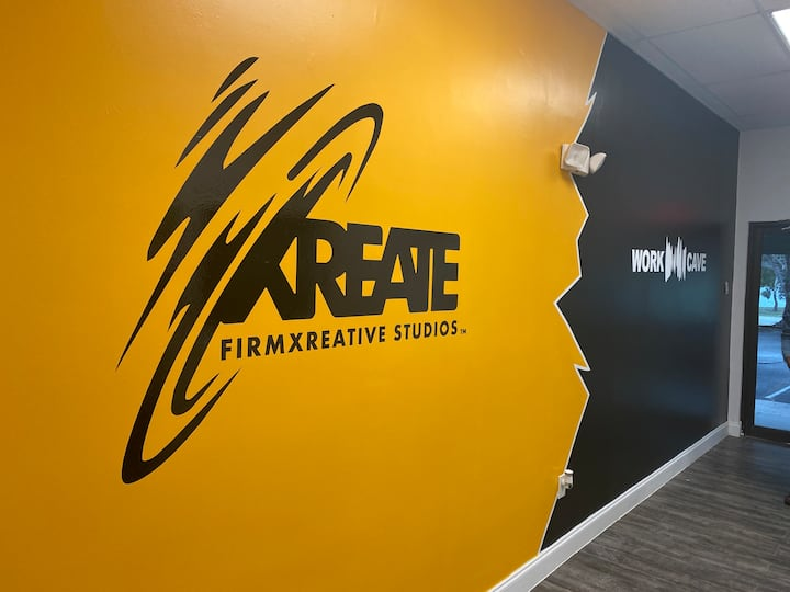 Work Cave Creative Studio