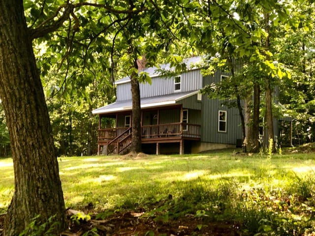 Woodland Cabin Retreat