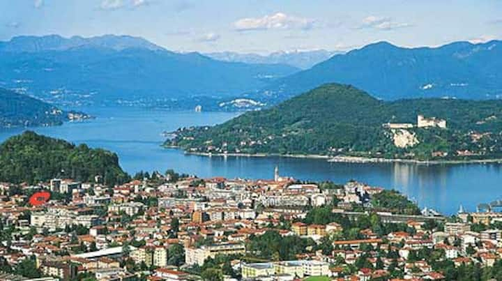Enjoy  your best days on  Lago Maggiore