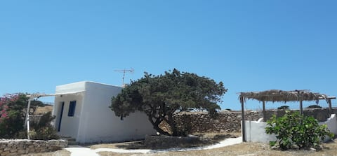 VILLA ANGELICA Traditional Cycladic house.