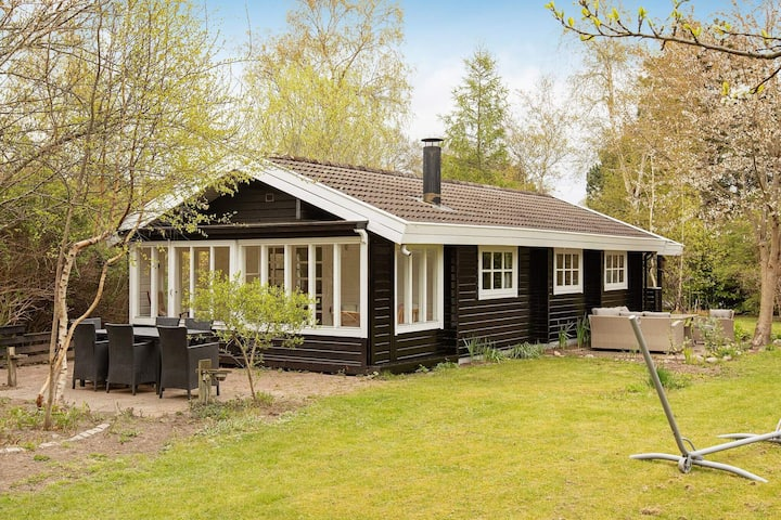 Garden-view Holiday Home in Hovedstaden with Terrace