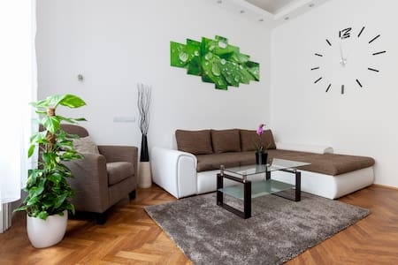 Modern apartment on Basilica square - Budapest