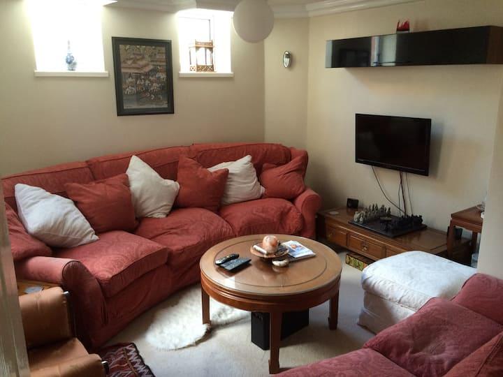Hine Hall - comfortable quiet apartment