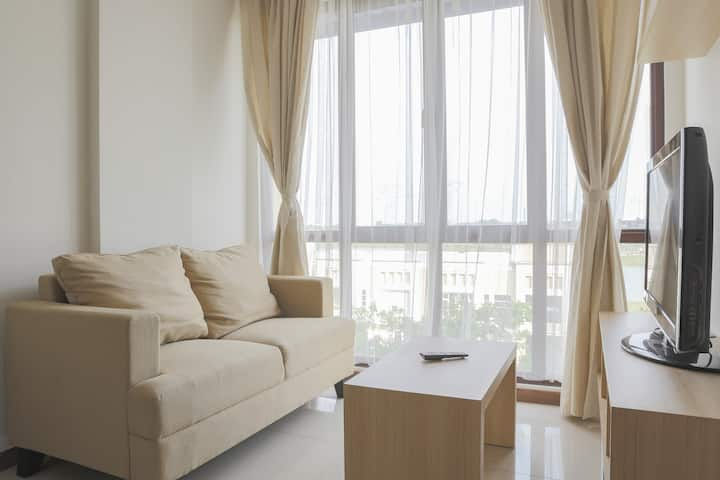 Cozy Room at Asatti Apartment 1BR CW Tower , BSD