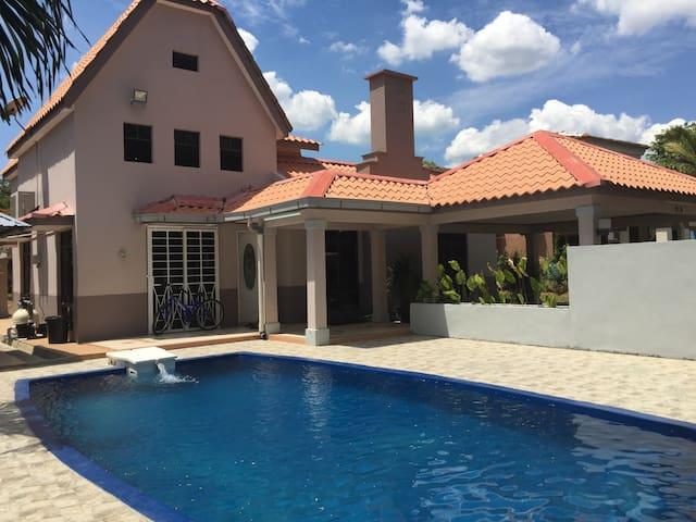 Charming villa 2 a Famosa (Muslim) - Alor Gajah - Villa
