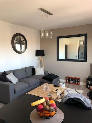 Chambre privée proche du Puy du Fou