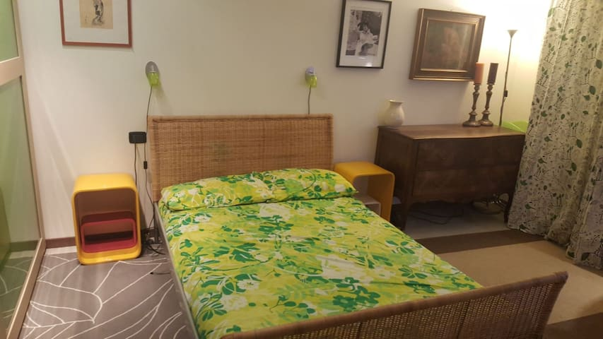 Nice and refined room near Bologna Fair