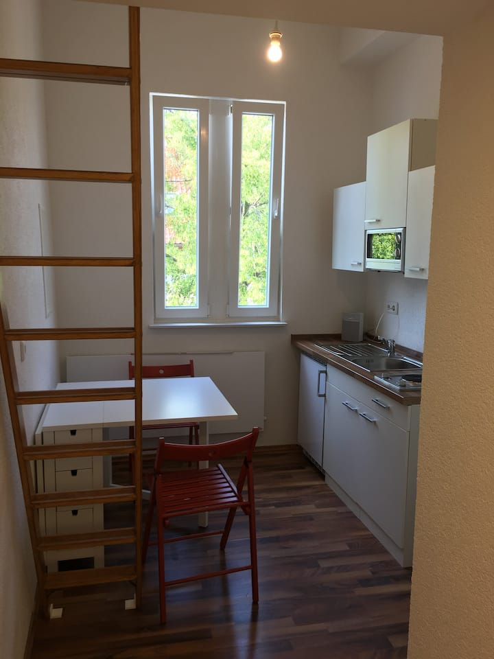 Cosy micro apartment midst Ludwigsburg