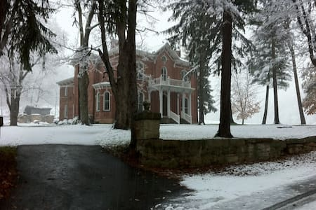 Shaw Mansion Inn - Barton - Bed & Breakfast