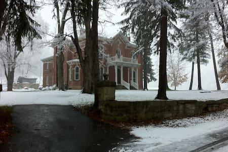 Shaw Mansion Inn - Barton - Pousada