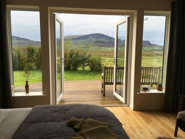 Bealach Uige Bothy Self Catering - Staffin, Isle of Skye, Scotland, GB - Almhütte