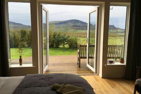Bealach Uige Bothy Self Catering - Staffin, Isle of Skye, Scotland, GB - Chalet