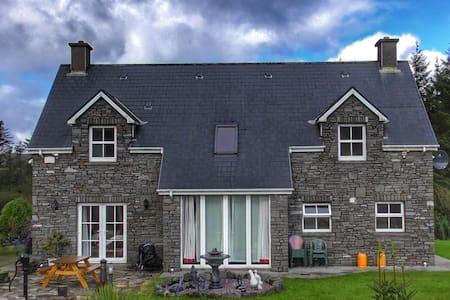 Spacious Bantry Home with Tranquil Views | W. Cork