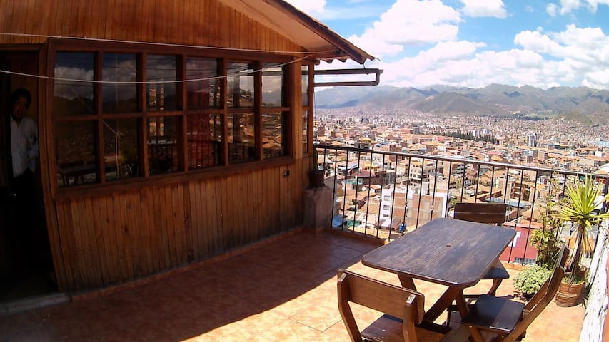 Cusco Bed & Breakfast single private room - Oq