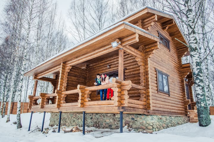 Таунхаус - Lunevo - Řadový dům
